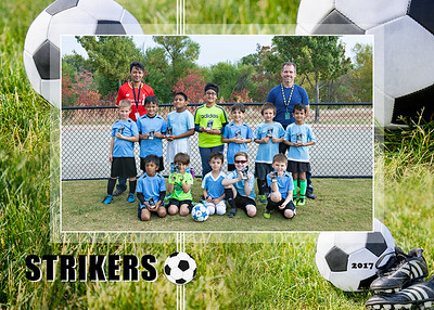 PSA Strikers_Soccer Team5x7