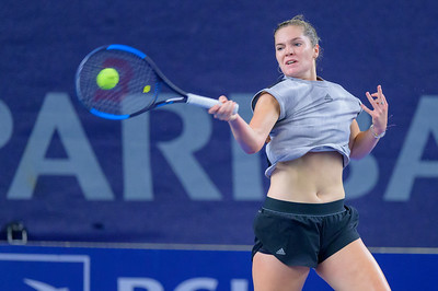BGL BNP Paribas Open 19 - Catherine McNally