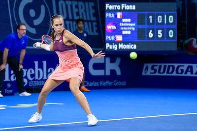 BGL BNP Paribas Open 19 - Monica Puig