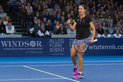 BGL Open 16 - Finale - Monica Niculesco - Petra
