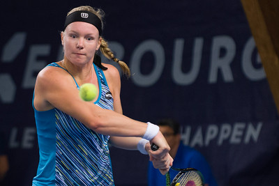 BGL Open 16 - Kiki Bertens - Monica Niculescu