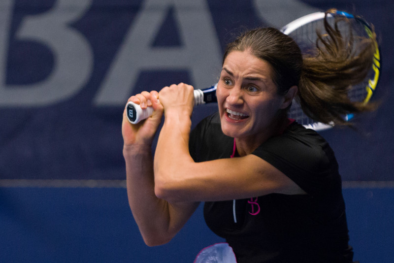 Kiki Bertens - Monica Niculescu