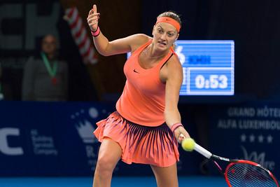 BGL Open 16 - Petra Kvitova - Johanna Larsson