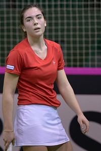 Fed Cup Luxembourg 19