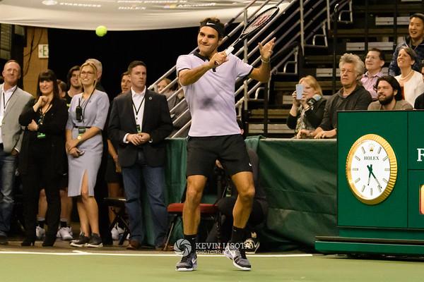 Roger Federer - Match for Africa