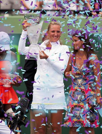 Victoria Azarenka 2009 singles champion