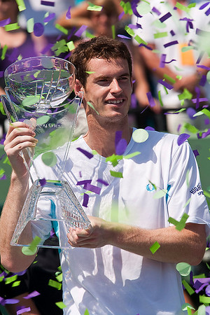 Andy Murray 2009 singles champion