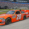 Joey Logano car before NASCAR AAA Texas 500 @ Texas Motor Speedway