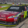 Jeff Gordon car before NASCAR AAA Texas 500 @ Texas Motor Speedway