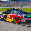 Kasey Kahne car before NASCAR AAA Texas 500 @ Texas Motor Speedway