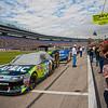 Carl Edwards (#99) NASCAR AAA Texas 500 @ Texas Motor Speedway