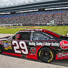 Kevin Harvick car before NASCAR AAA Texas 500 @ Texas Motor Speedway