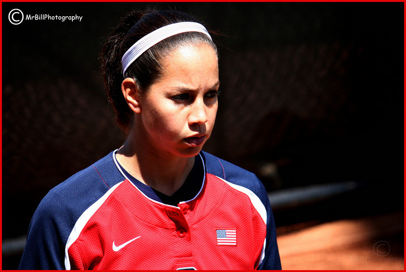 Cat Osterman <br /> USA Softball 2008