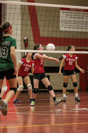 SJA 8th-Grade Girls A Volleyball_070