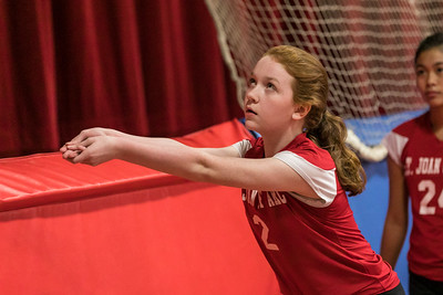 SJA 8th-Grade Girls B Volleyball_010