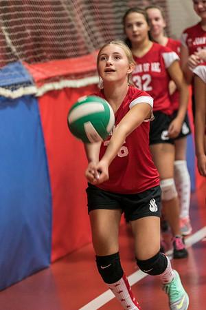 SJA 8th-Grade Girls B Volleyball_006