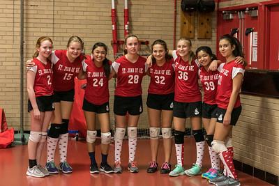 SJA 8th-Grade Girls B Volleyball_012