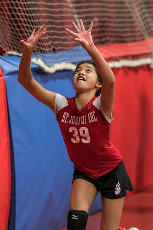SJA 8th-Grade Girls B Volleyball_007
