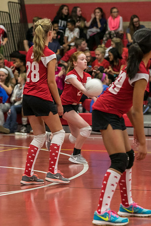 SJA 8th-Grade Girls B Volleyball_074