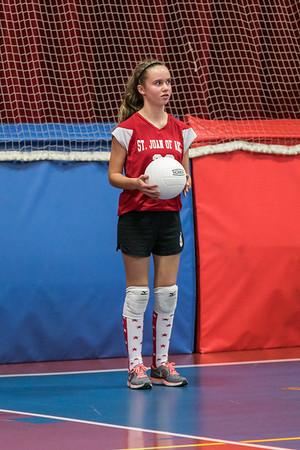 SJA 8th-Grade Girls B Volleyball_043