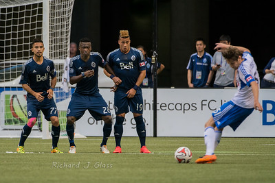 Soccer; Whitecaps