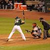 Danny Valencia at bat!