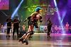 Minnesota Roller Derby 2020:  Atomic Bombshells vs Dagger Dolls at the Roy Wilkins Auditorium - February 15, 2020