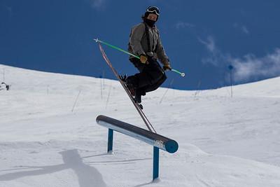 Tomi Weiss, Cerro Catedral, Bariloche