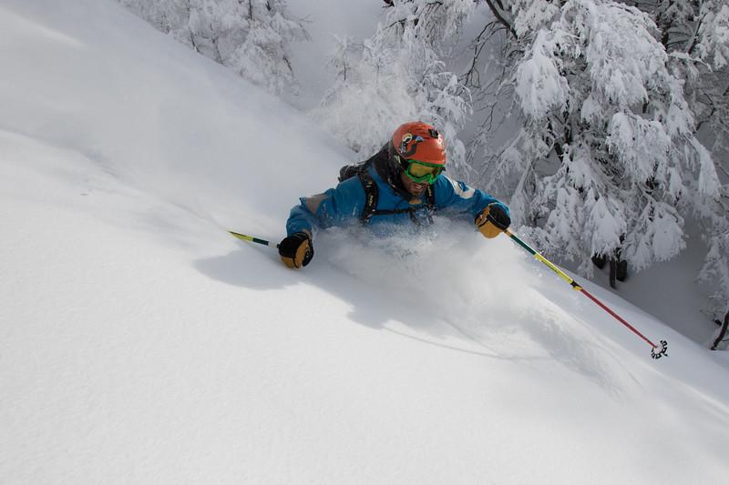 Nicolas Salencon, Bariloche