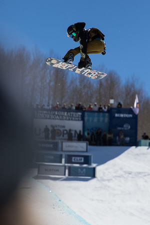 Chloe Kim, Burton Us Open, Vail Colorado