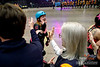 Minnesota Roller Derby 2020:  Atomic Bombshells vs Dagger Dolls at the Roy Wilkins Auditorium - February 15, 2020