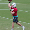 Ryan Tannehill, QB<br /> Miami Dolphins<br /> 2014 Dolphins Training Camp