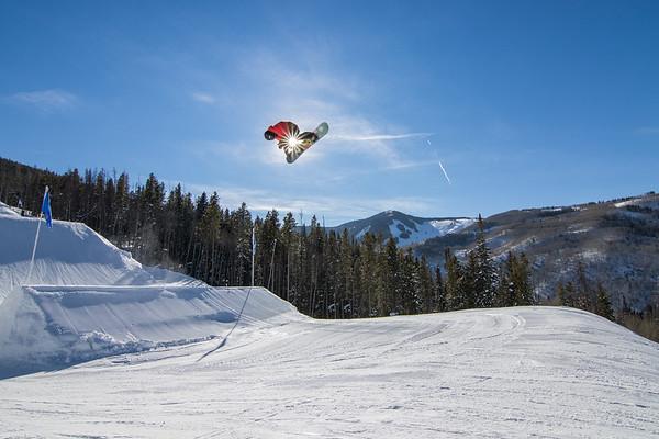 Juan Cruz Correa, Rodeo Park, Beaver Creek Colorado
