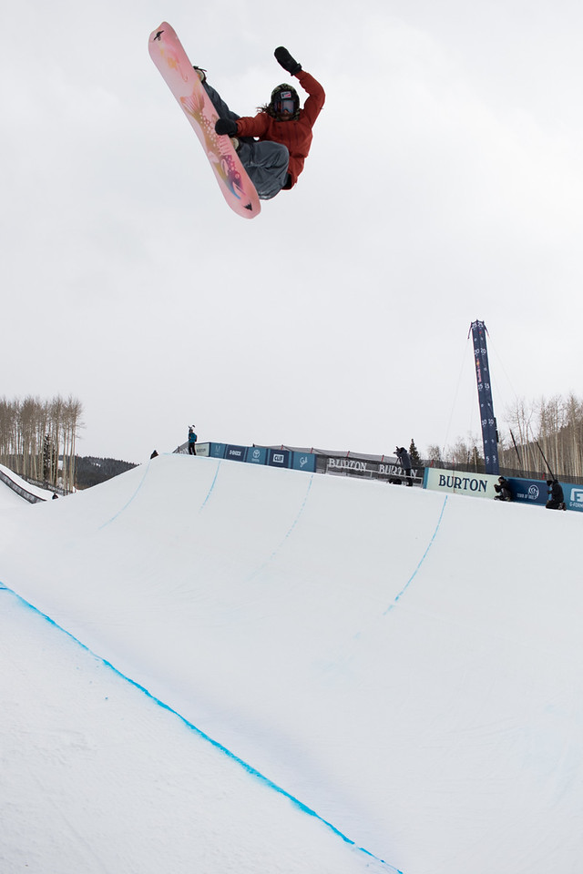 Danny Davis, Burton Us Open, Vail Colorado