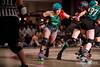 Minnesota Roller Derby 2020:  Garda Belts vs Rockits at the Roy Wilkins Auditorium - February 15, 2020