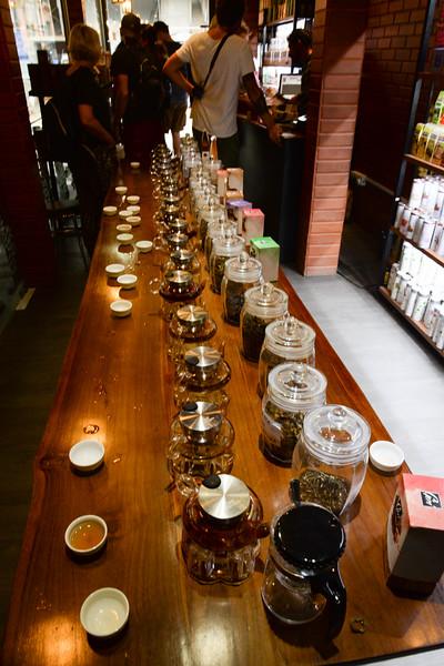 Le thé est une source de revenu très importante au sri lanka