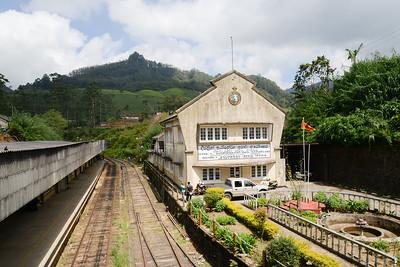 La petite gare de Nurawa Eliya