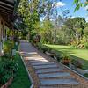 Lovely gardens at our next hotel near Bandarawela - also a tea plantation.