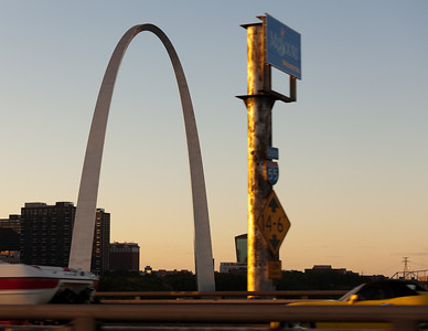 St. Louis at 60 mph