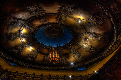 Fox Theater Ceiling