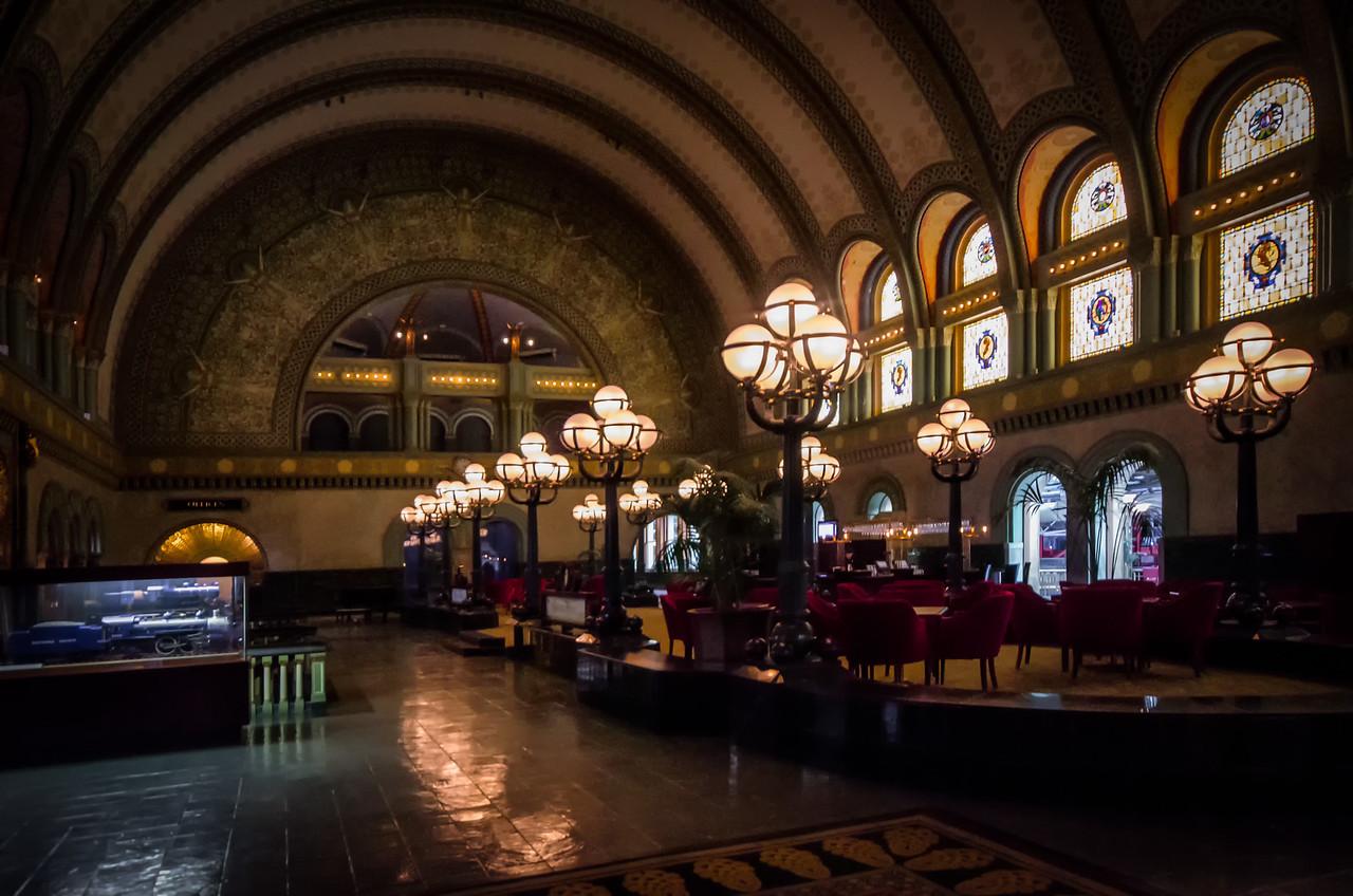 St. Louis Union Station Lobby