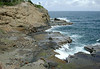 Pointe du Cap (Tip of Cape) - the northern most point on St. Lucia