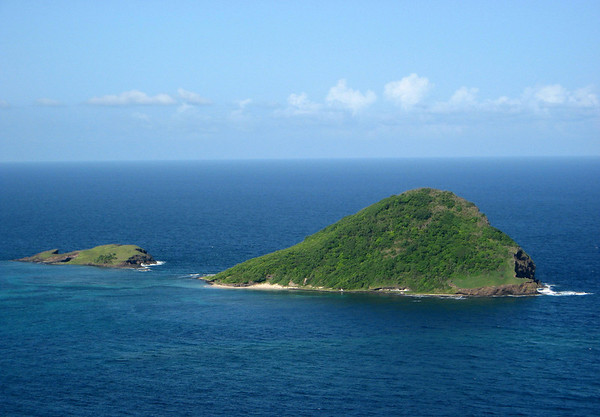 Maria Islands Nature Reserve - established in 1982,  just off the southeastern coastline of the island