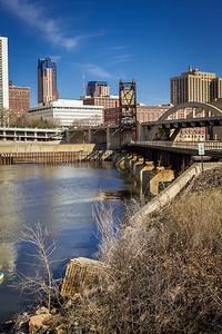 Downtown St. Paul Minnesota