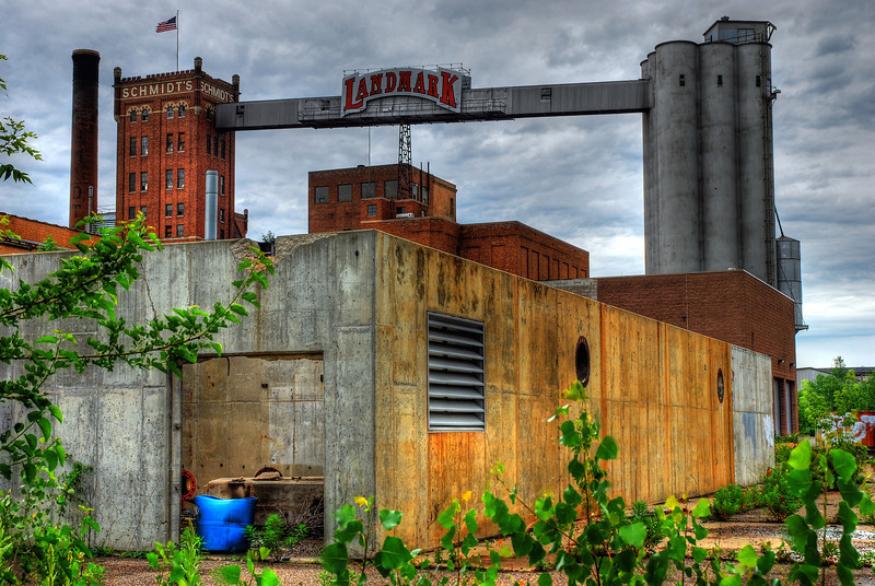 Old Schmidt Brewery