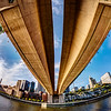 Wabasha Street Bridge-Fisheye