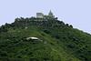 Contessa's Castle (of Bulgurian birth) atop the hill above Grapetree Point