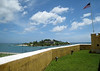 Fort Christiansvaern - to Protestant Cay - in Christiansted Harbor