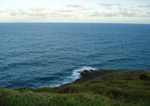 Point Udall - the eastern most point of all U.S. territory