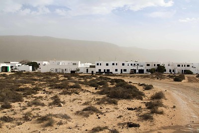 La Graciosa, Canary Islands.